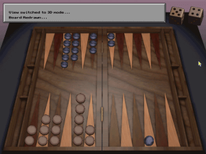 Ultimate Backgammon abandonware