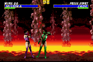 Ultimate Mortal Kombat 3 9