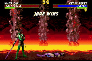 Ultimate Mortal Kombat 3 10
