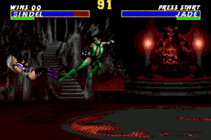 Ultimate Mortal Kombat 3 12