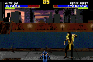 Ultimate Mortal Kombat 3 17