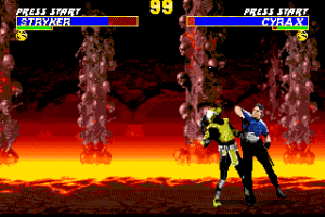 Ultimate Mortal Kombat 3 22