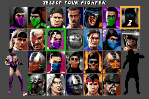 Ultimate Mortal Kombat 3 6