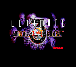 Ultimate Mortal Kombat 3 0