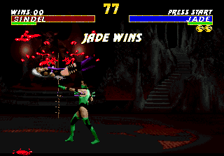 Ultimate Mortal Kombat 3 13