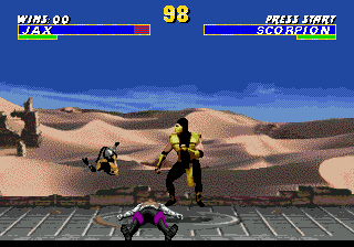 Ultimate Mortal Kombat 3 16
