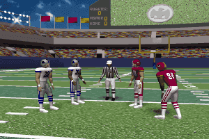 Ultimate NFL Coaches Club Football abandonware