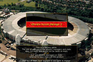 Ultimate Soccer Manager 2 0