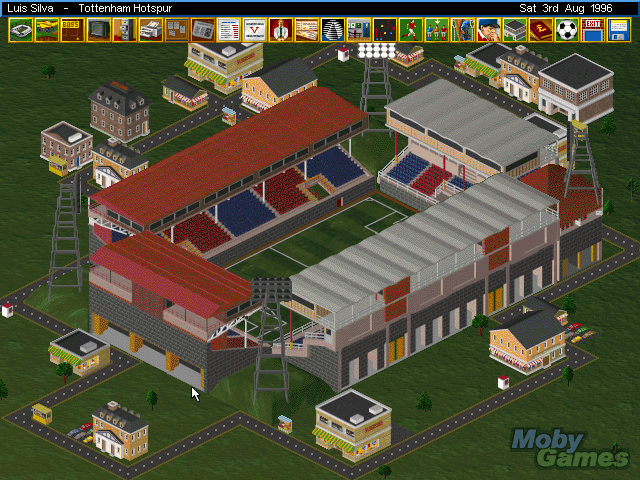 download ultimate soccer manager 2   my abandonware