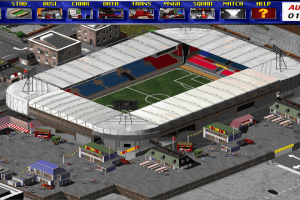 Ultimate Soccer Manager 98-99 abandonware