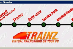 Ultimate Trainz Collection 1