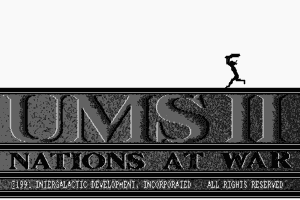 UMS II: Nations at War 0