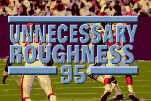 Unnecessary Roughness '95 19