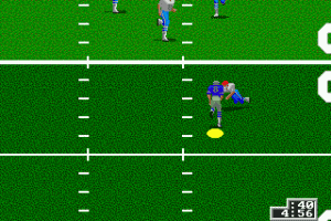 Unnecessary Roughness '95 abandonware