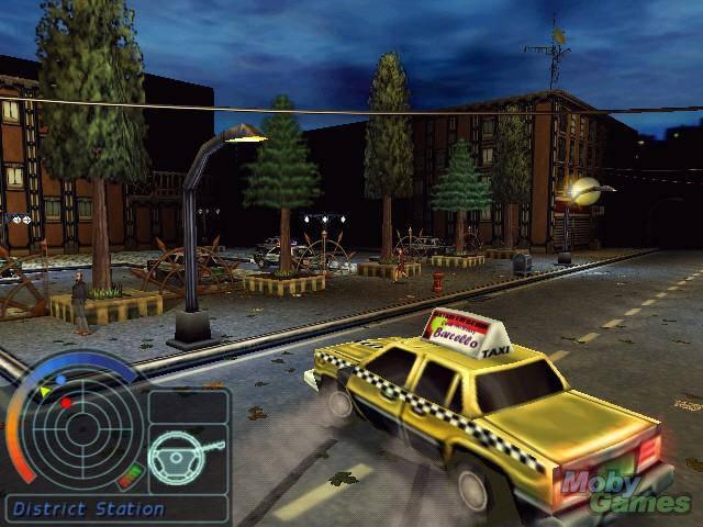 скачать игру Urban Chaos через торрент - фото 3