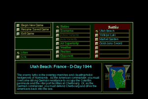 V for Victory: Battleset 1 - D-Day Utah Beach - 1944 0