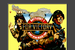 V for Victory: Battleset 1 - D-Day Utah Beach - 1944 3