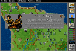 V for Victory: Battleset 1 - D-Day Utah Beach - 1944 abandonware