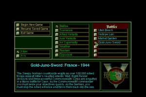 V for Victory: Gold-Juno-Sword 0