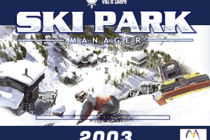 Val d'Isère Ski Park Manager: Edition 2003 abandonware