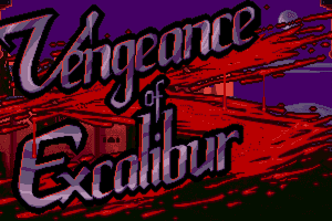 Vengeance of Excalibur 0