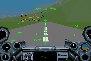 Veritech: Variable Fighter Simulator 7
