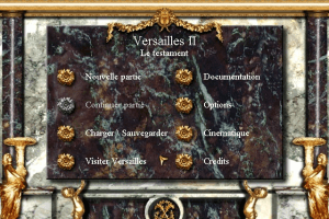 Versailles II: Testament of the King 0