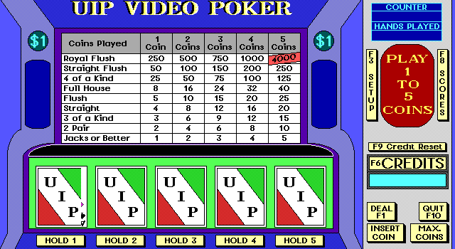 Video Poker Slot 2