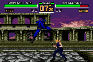 Virtua Fighter 2 5