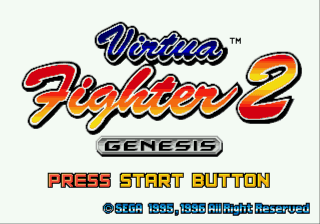 Virtua Fighter 2 0