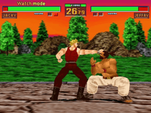 Virtua Fighter 2 abandonware