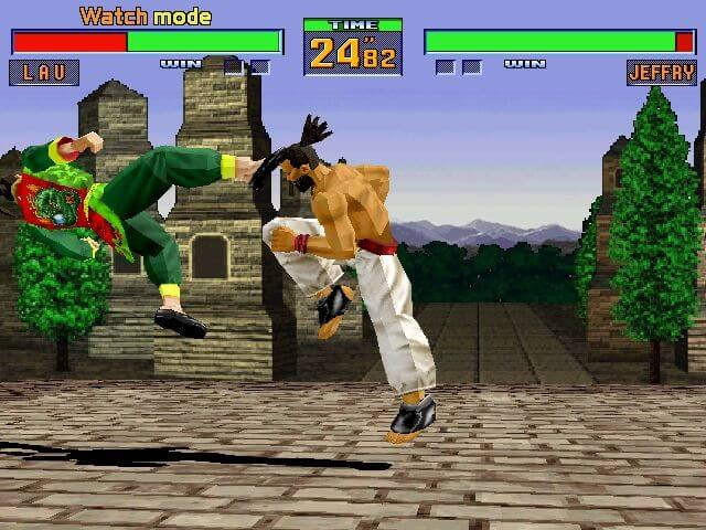 virtua fighter 2 pc game free download