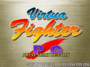 Virtua Fighter Remix 0