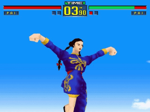 Virtua Fighter Remix abandonware