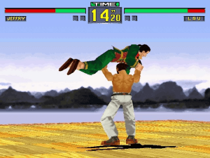 Virtua Fighter Remix 6