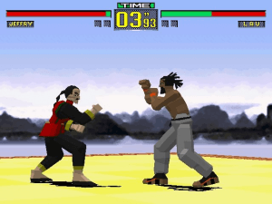 Virtua Fighter Remix 7