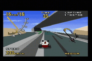 Virtua Racing 4
