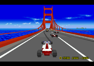 Virtua Racing Deluxe 1