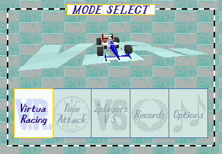 Virtua Racing Deluxe 2