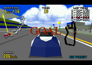 Virtua Racing Deluxe 5