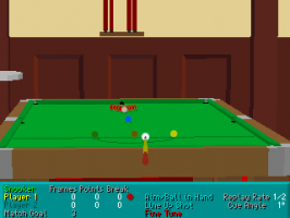 Virtual Snooker 10