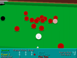Virtual Snooker 12