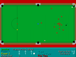 Virtual Snooker 13