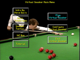 Virtual Snooker 2