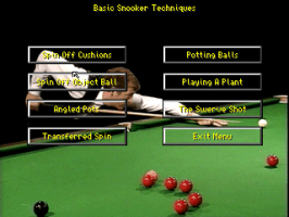 Virtual Snooker 4