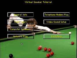 Virtual Snooker 6