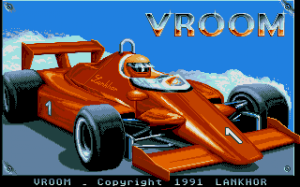 Vroom: Data Disk 0