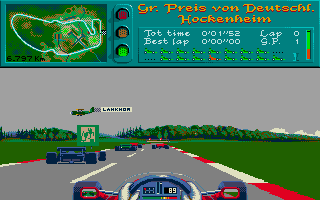 Vroom: Data Disk 1