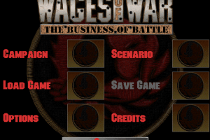 Wages of War: The Business of Battle 0