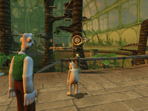 Wallace & Gromit in Project Zoo 2